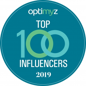 Optimyz Top 100 Health Influencers