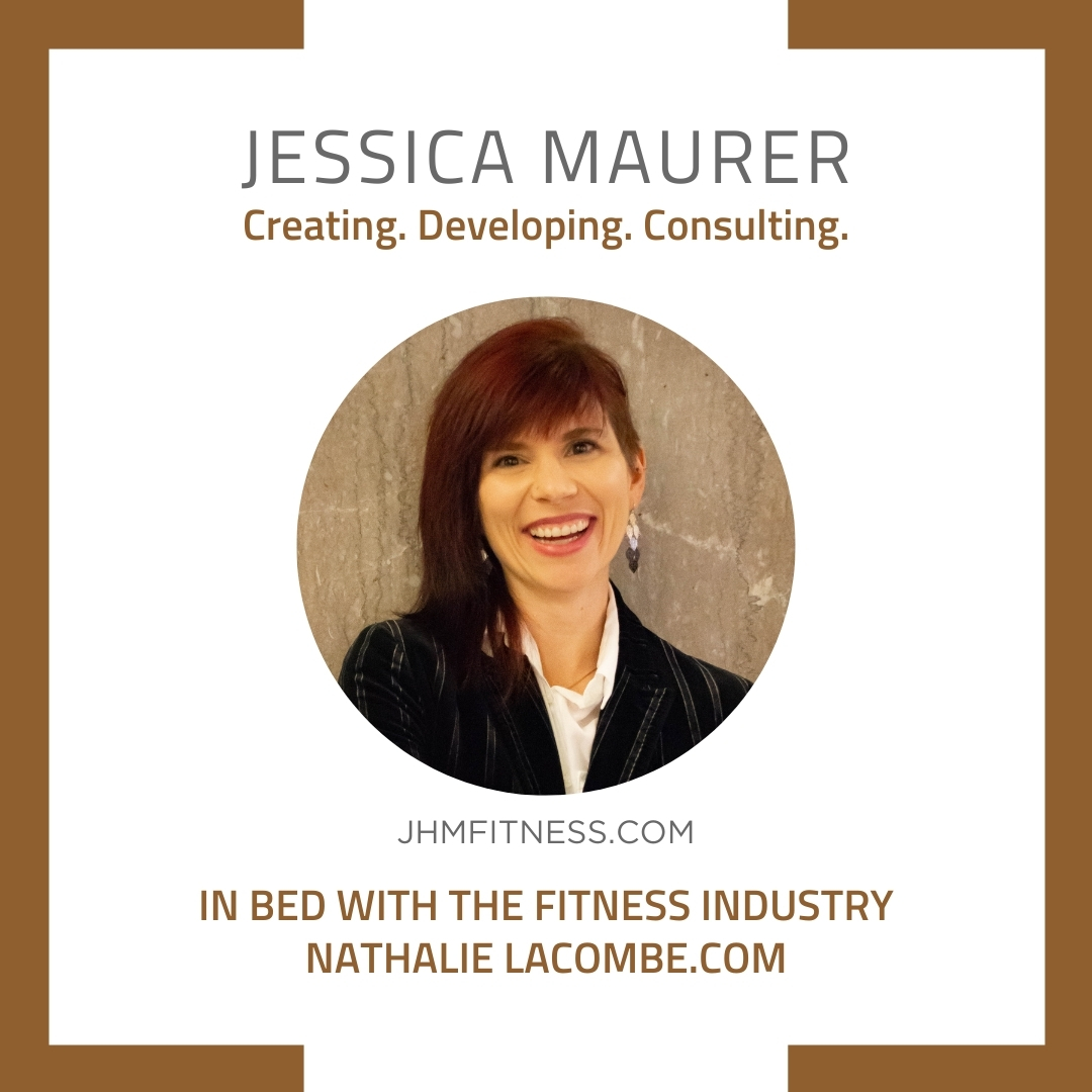 In Bed with the Fitness Industry & Jessica Maurer