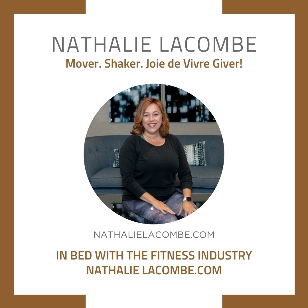 In Bed with the Fitness Industry & Myself