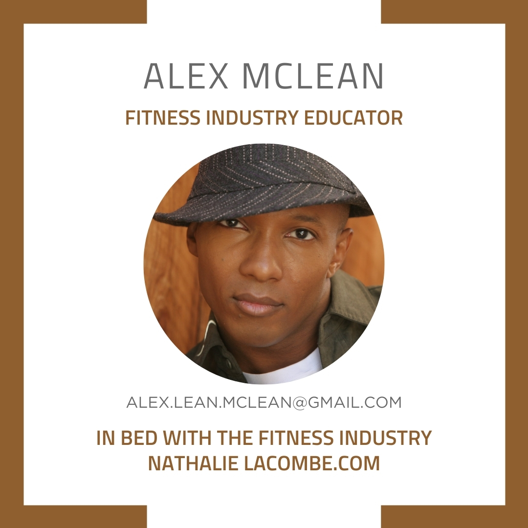 In the Bed with the Fitness Industry & Alex McLean