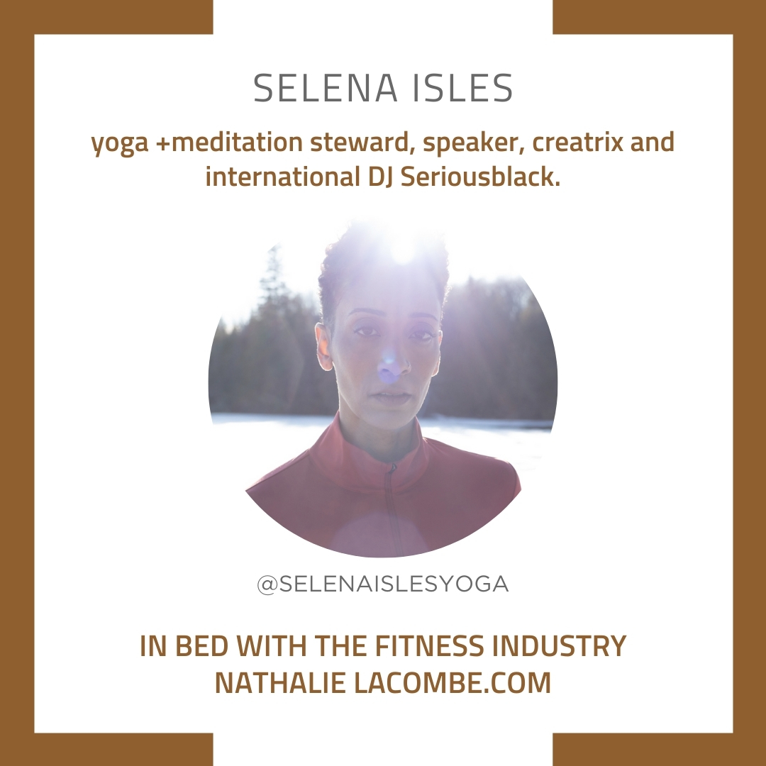 In Bed with the Fitness Industry & Selena Isles