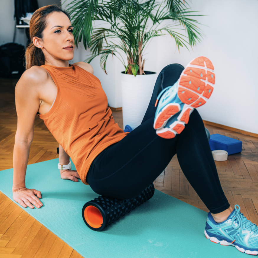 Why Foam Rolling Doesn't Improve Mobility